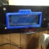 Anet a8 lcd screen cover(after feb2017 versions) image