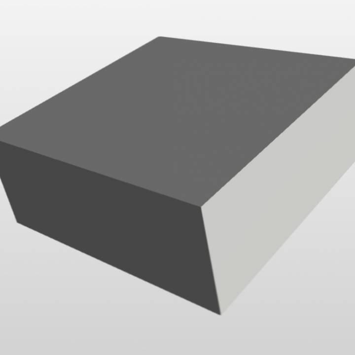 3DPI Plinth