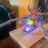 Underlight Angler Artifact from              World of Warcraft print image