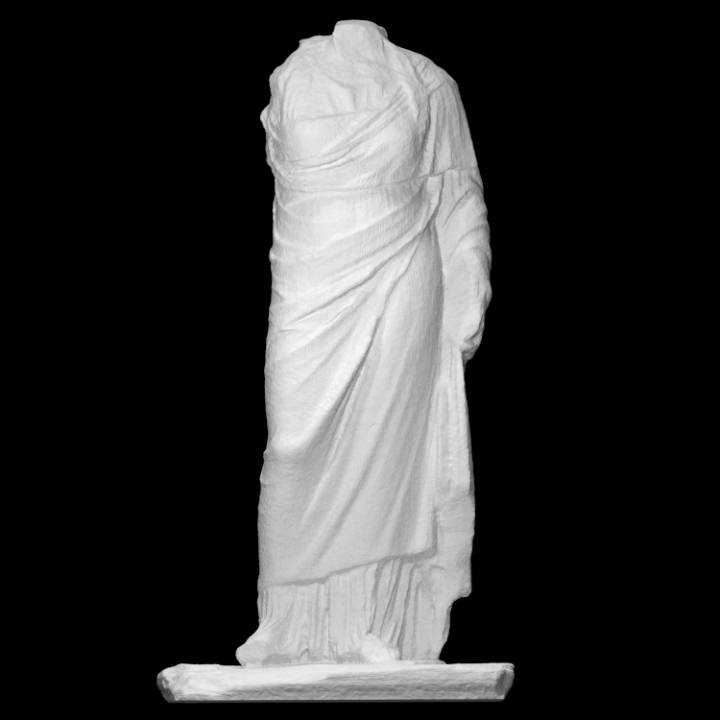 Statue of Priestess Nikeso