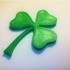 Irish St Patrick's Clover image