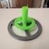 Rotating Spool holder (universal) with bearing image