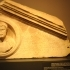 Pediment of the funerary monument of Apthonetus image