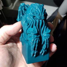 Picture of print of Cthulhu Idol