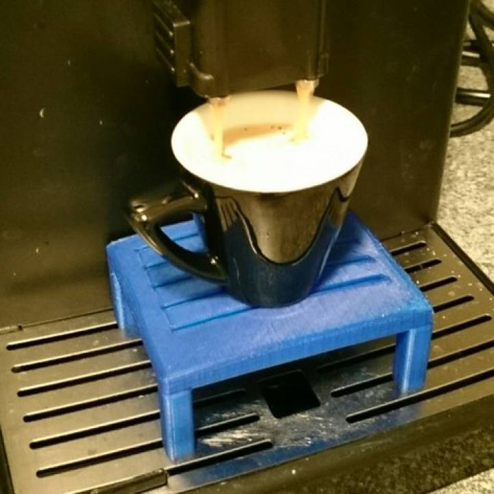 Cup Holder Saeco Minuto