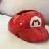 Nintendo Switch Mario Hat print image