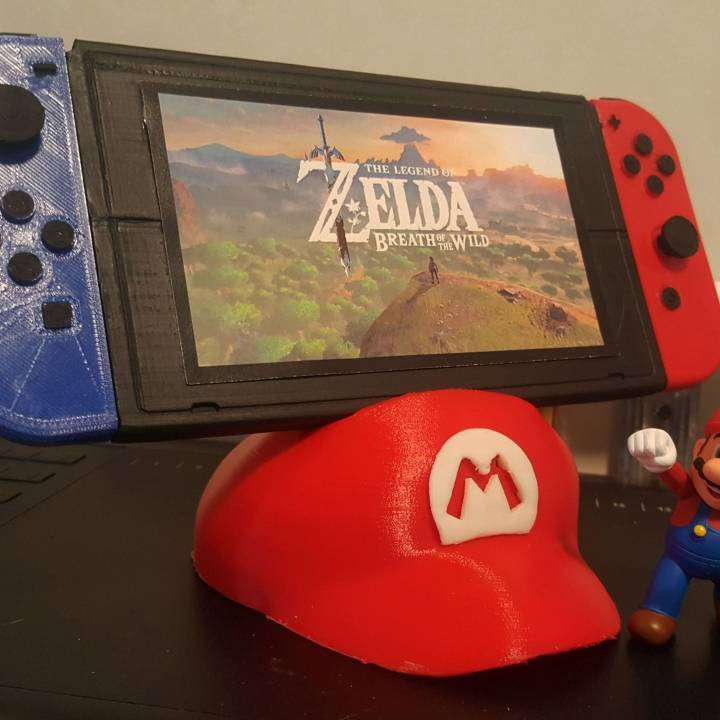 Nintendo Switch Mario Hat