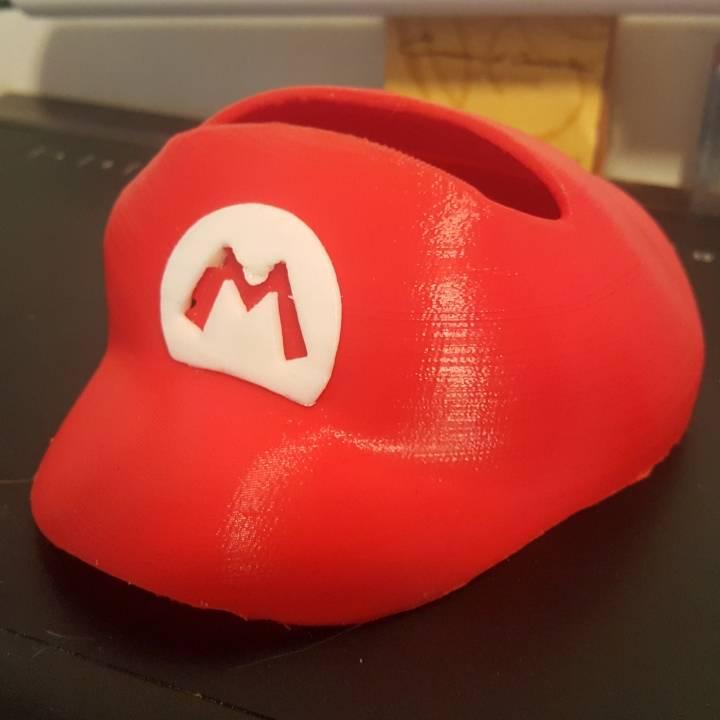 Nintendo Switch Mario Hat