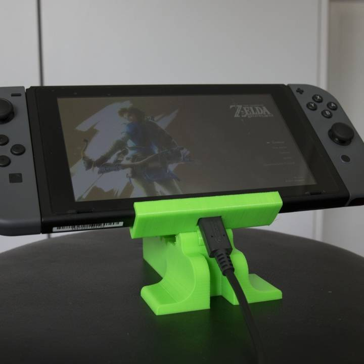Nintendo Switch - Adjustable Stand