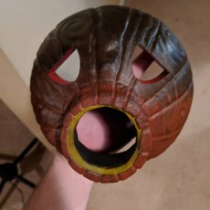 Picture of print of Deku Mask