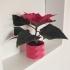 Original polygonal flowerpot image