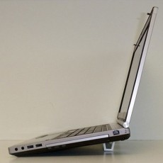 Tilt Bar  Angles Laptop Keyboards For Improved Comfort, Ease Of Use And Convenience