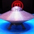 UFO with Spinning Outer Disk image