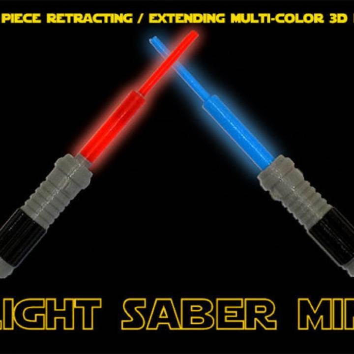 Light Saber Mini - Every Star Wars Fan Needs One!