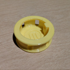 Picture of print of Earplug Cable Tidy- Protects Earplugs And Secures The Cable