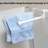 Tidy Up Your Shower With Face Cloth Holders... image