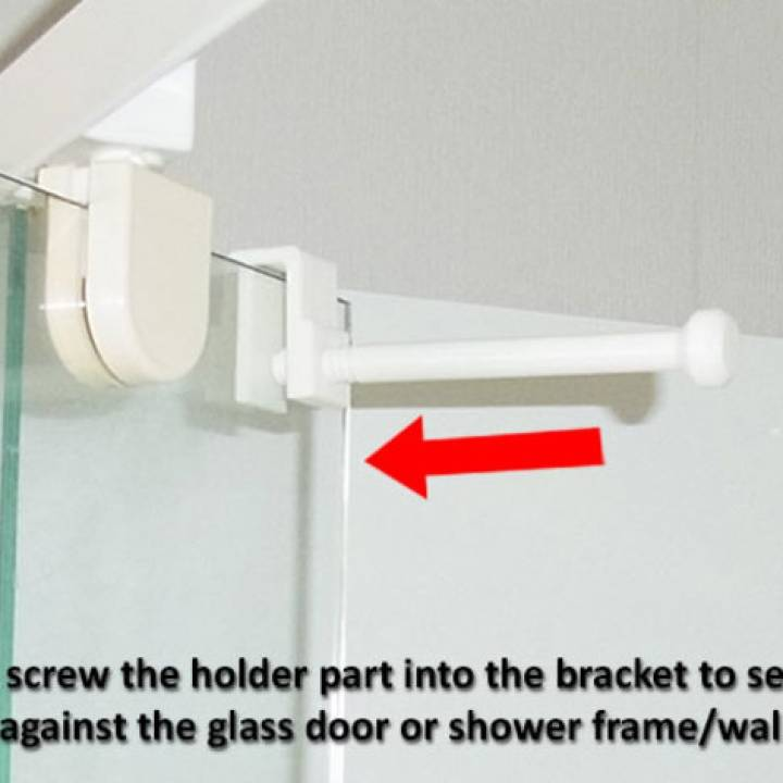 Tidy Up Your Shower With Face Cloth Holders...