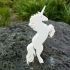 Unicorn - Stands Up (Balanced by Tail) image