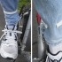 Bicycle Trouser Clips - Stops Your Jeans/Trousers Getting Caught In The Chain. image
