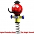 Zebedee - From The Magic Roundabout (Wobbles on the spring and arms that go up and down) image