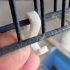 Bird Cage Door Hooks - Hook Open Bird Cage Doors For Ease Of Access image