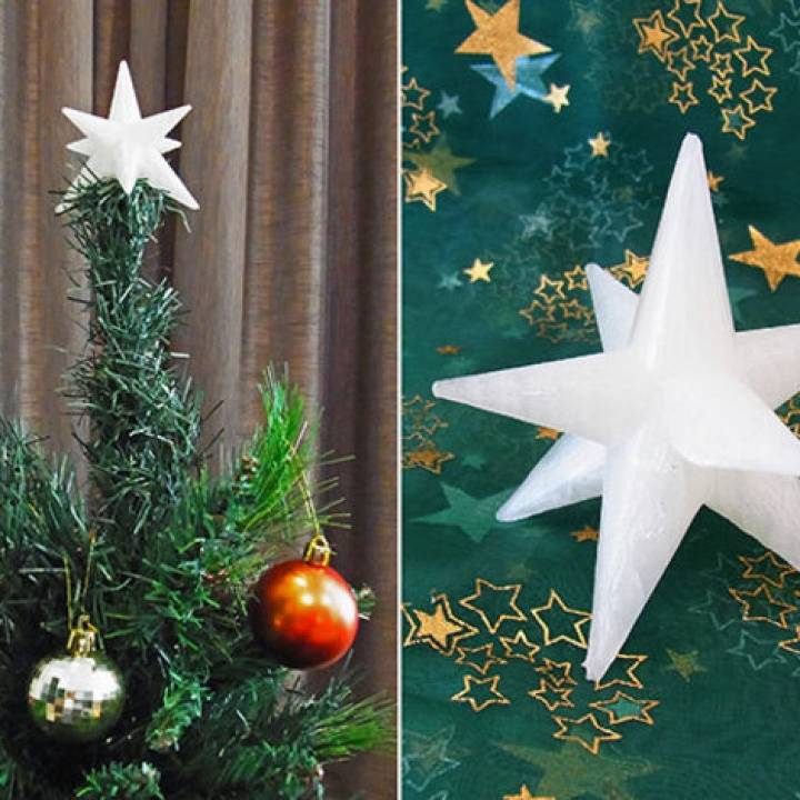 Christmas Star - For the top of your Christmas Tree!