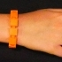 Customizable Bracelet - Choose your own colours, print then link together and wear!. image