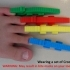 Crocz... Crocodile Clips / Clamps / Pegs with Moving Jaws image