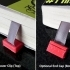 Clip-On Bookmarks For Paperbacks And Magazines - No Relocating Required As You Read. image