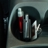 Car Cup Holder Divider with Smart Phone Slot image
