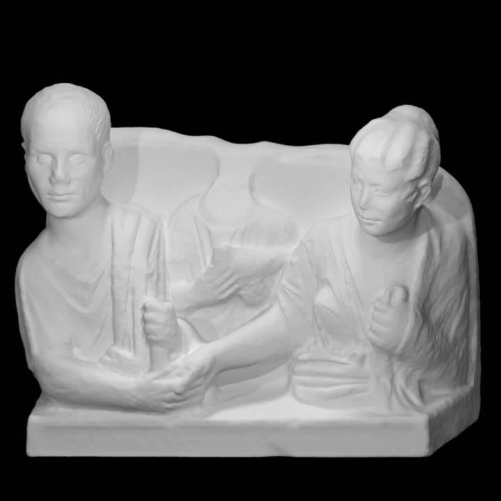 Funerary Relief of Decii