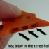 Wolf Whistles... easy and fun multi pitch whistles! image