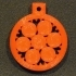 Key Fob / 3D Demo Print - Interlocking rotating gears image