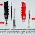 """""""Ink Extruder"""" - Ballpoint Click Pen that looks like a Smart Extruder! image"""