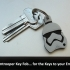 Stormtrooper Key Fob image