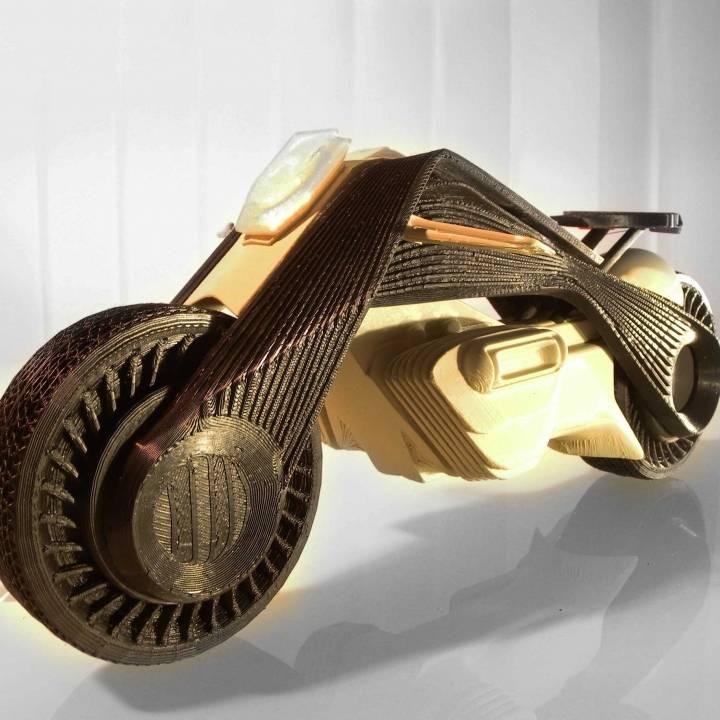 BMW concept motorrad