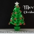 Mini Christmas Tree With Hook On Decorations! image