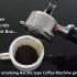 Barista Coffee Machine Knock Box For Coffee Grounds image