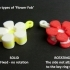 Flower Fobs... Flower Key Fobs That Spin! image