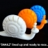 SNAILZ... Note Holders For People Who Are Slow To Get Things Done! image