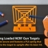Spring Loaded Target For NERF Gun Fun! image