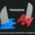 Trimaran image