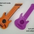 Guitarz - Tunable And Playble Mini Guitars image