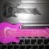 Guitarz - Tunable And Playble Mini Guitars print image