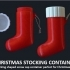 Christmas Stocking Container image