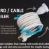Cord / Cable Coiler image