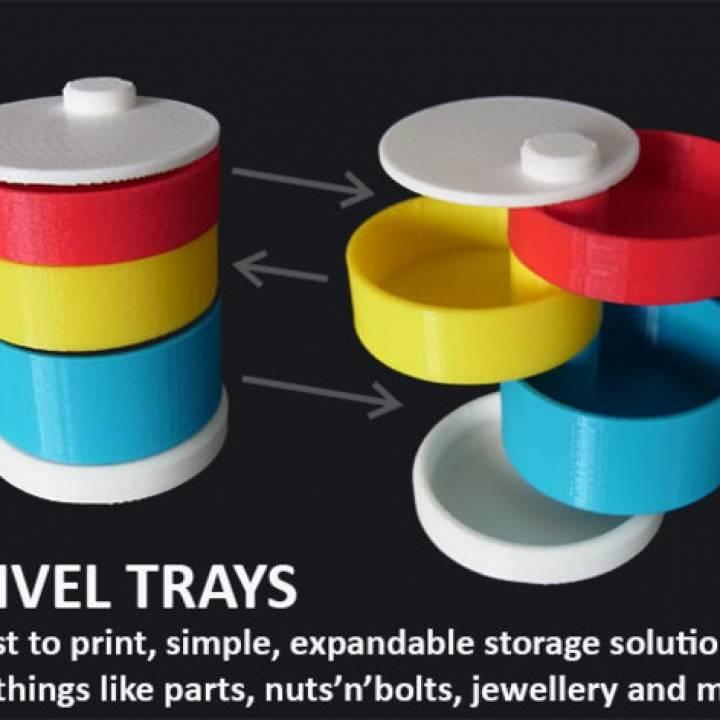 Swivel Trays