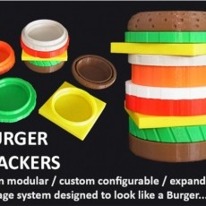 Burger Stacker