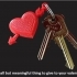 Valentines Day Heart With Moving Arrow image