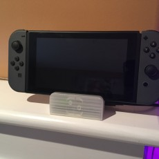 Picture of print of Zaku Nintendo Switch Dock Mod
